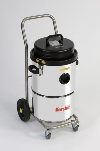 Air Powered Vacuum : Kerstar kav wd air powered wet and dry vacuum cleaner
