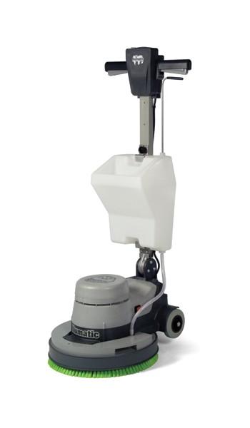 Numatic nuspeed nrt1530 16 twin speed floor scrubber for 16 floor buffer